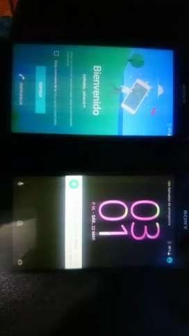 Vendo o cambio con algo de mi interés dos Sony E5 el uno $45(detalles físicos) y el otro $60 (8,5/10)