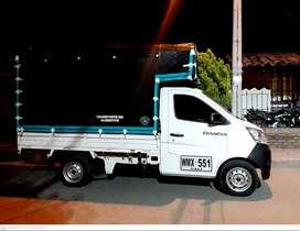 Vehiculo changan carga 1 tonelada