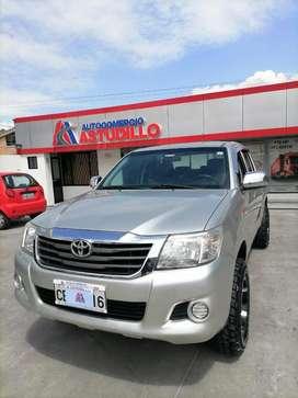 Toyota Hilux CD 4x2 gasolina