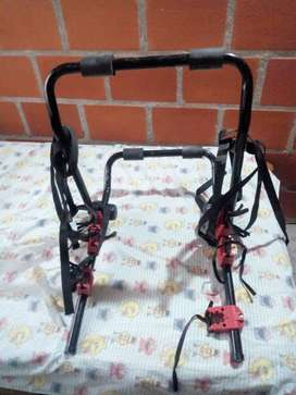 Se vende porta bicicletas para twingo..