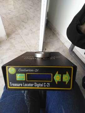 Detector de metales centurion21