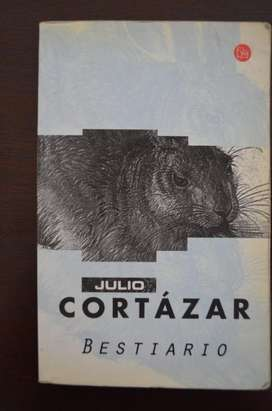 Libro Bestiario Cortazar