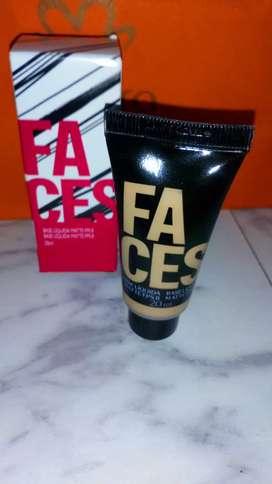 Base faces