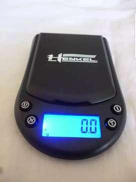 Balanza HENKEL portatil digital nuevo