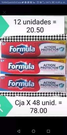 Pasta dental  FORMULA
