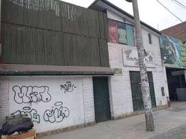 Alquiler de Local comercial sobre avenida Huandoy -Los Olivos