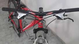 Vendo o permuto bicicleta R29 diamondblak