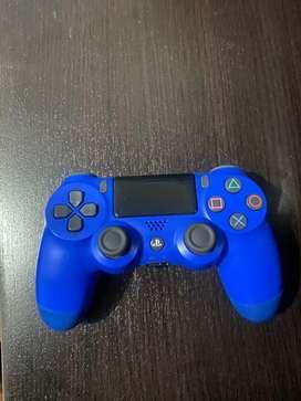 Palanca PS4 origonal azul