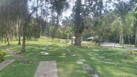 Lote Doble Campos santo Jardines la Colina , Bucaramanga