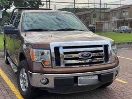 Camioneta Ford F150 4x2 2011 Café