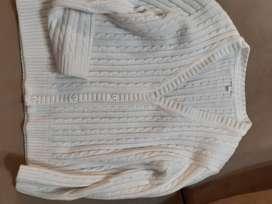 Saco de lana  talle 8