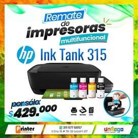 IMPRESORA HP 315