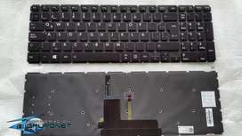 Teclado Toshiba S55b5292, S55b5268 S55c Retroiluminacion