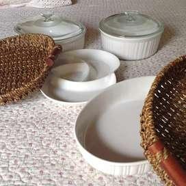 Refractarias Corning Ware