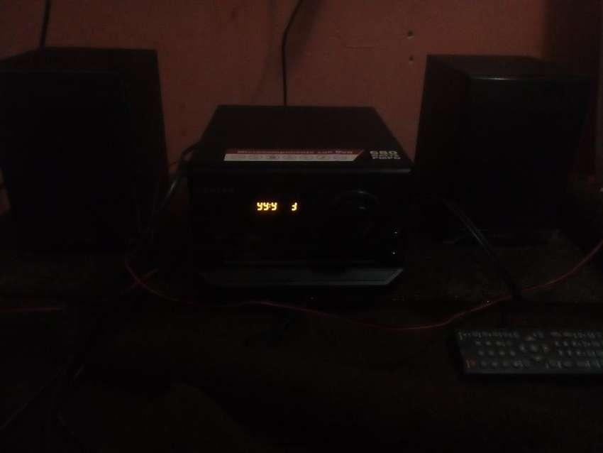 Minicomponente Ranser 0