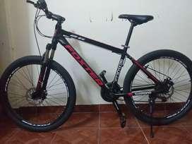 Vendo bicicleta nueva fortex