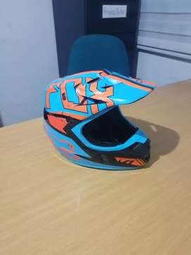 Casco Fox Racing  V1 Helmet - Falcon original