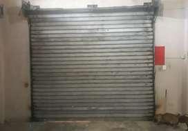 Puerta enrrollable material antiguo resistente 3.30 x 3.50mts
