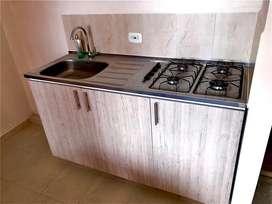 Ganga mesón cocina completo nuevo