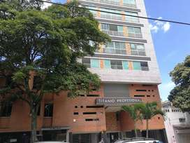 Arriendo oficina en Bucaramanga, Barrio Nuevo Sotomayor. Edificio Titanio