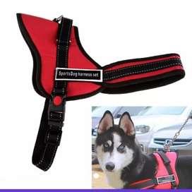 Arnés Para Perros Sports Dog Color Rosado