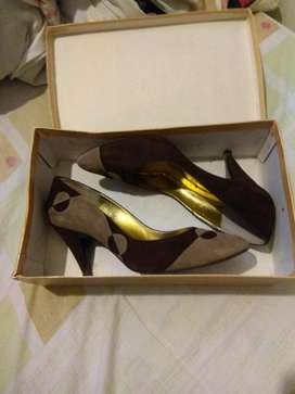 Vendo Zapatos de Mujer Alonso Intactos
