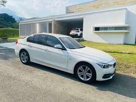 Vendo BMW 320 Sportline 2017 como nuevo