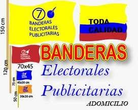 articulos promocionales textiles Banderas banderines estandartes de todo tamaño