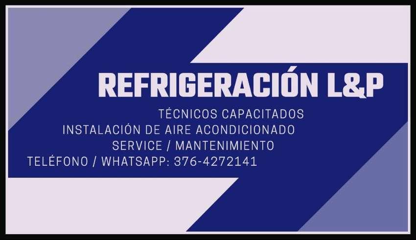 Instalación / Service de Aire Acondicionado por técnicos capacitados 0