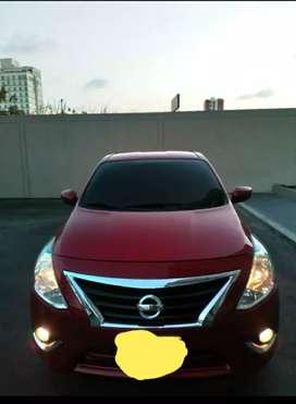 Vendo Nissan Versa Automatico
