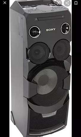 Equipo de sonido SONY MHC-V7D