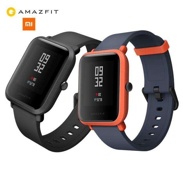 Reloj Xiaomi Amazfit Bip Gps Original Versión Global CC Monterrey local sotano 5 0