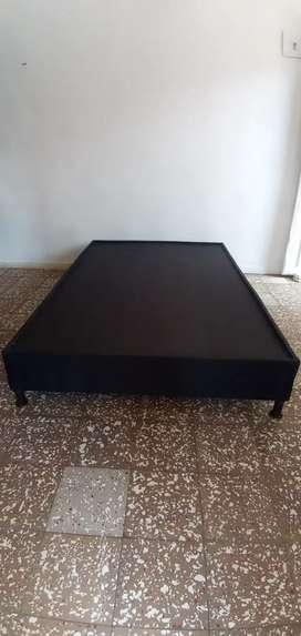 Base cama Sola