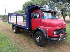 camion mercedez benz 1214 año 1990 en wanda misiones