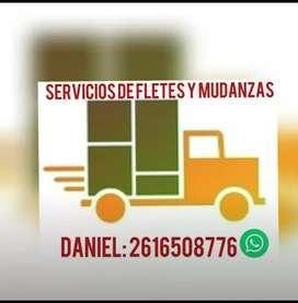 Servicios de fletes y mudanzas
