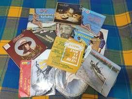 Venta de colección LP's música variada