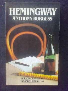 Biografía de Hemingway por Anthony Burguess