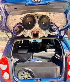 Spark GT 2018 unico dueño