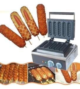 Hot-dog Waffes Maquina Nueva 110 Vol