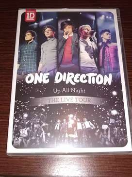 One Direction Up All Night Live on Tour DVD
