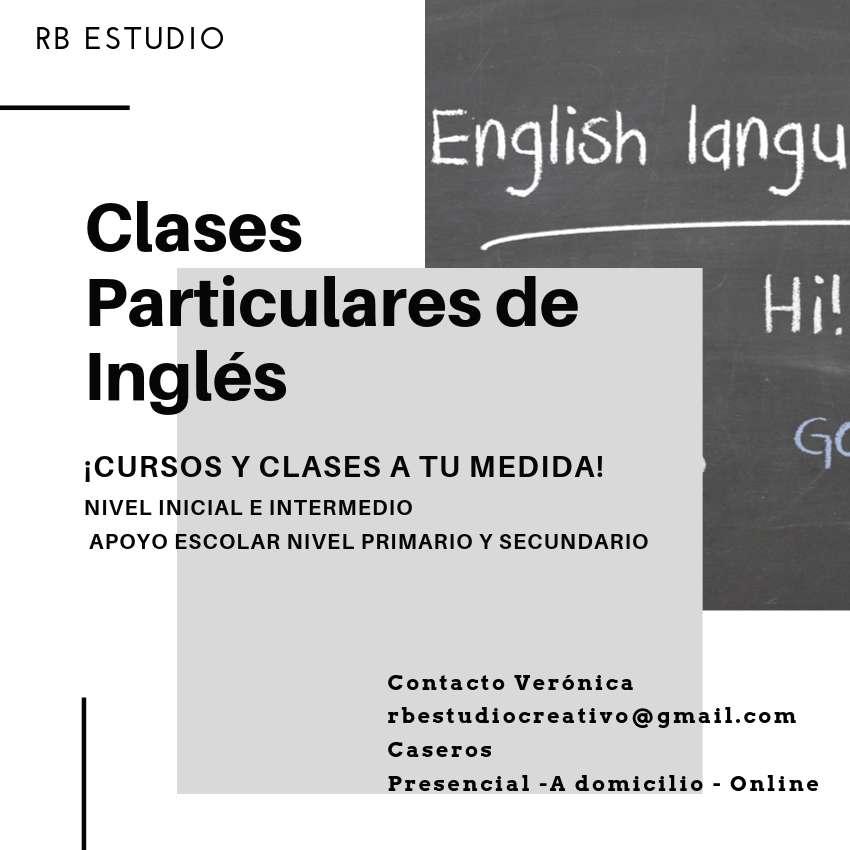 Clases particulares de Inglés 0