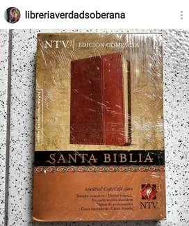 Biblia NTV café compacta pequeña