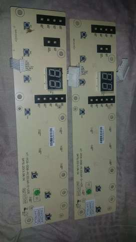placas display para lavarropa gafa 6500 o 7500