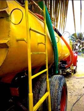 Venta de tanquero Ford Hino
