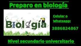 Preparo en Biologia