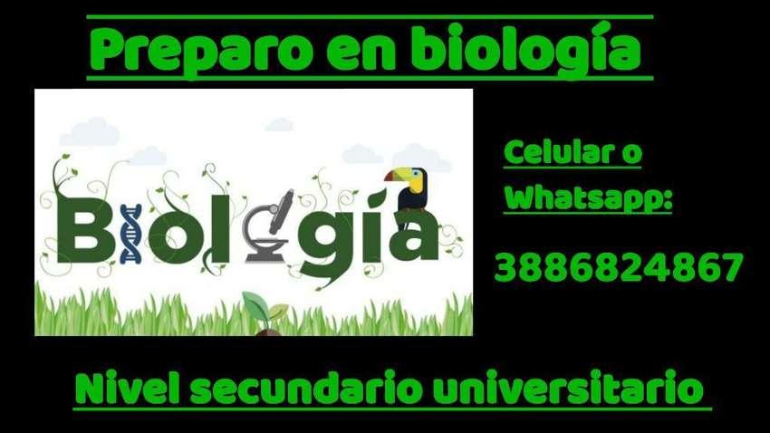 Preparo en Biologia 0
