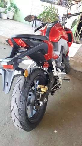 Honda CB 190r 5000 kilómetros