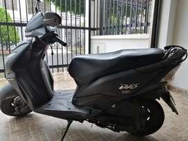 Se vende Honda Dio DLX Buen precio poco uso