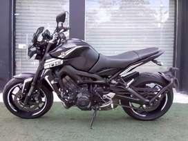 Se Vende Moto Yamaha MT09