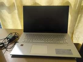 "Computador portatil asus VivoBook 17 17.3"" Laptop - AMD Ryzen 7 - 12GB ram 512GB SSD - Modelo: X712DA"